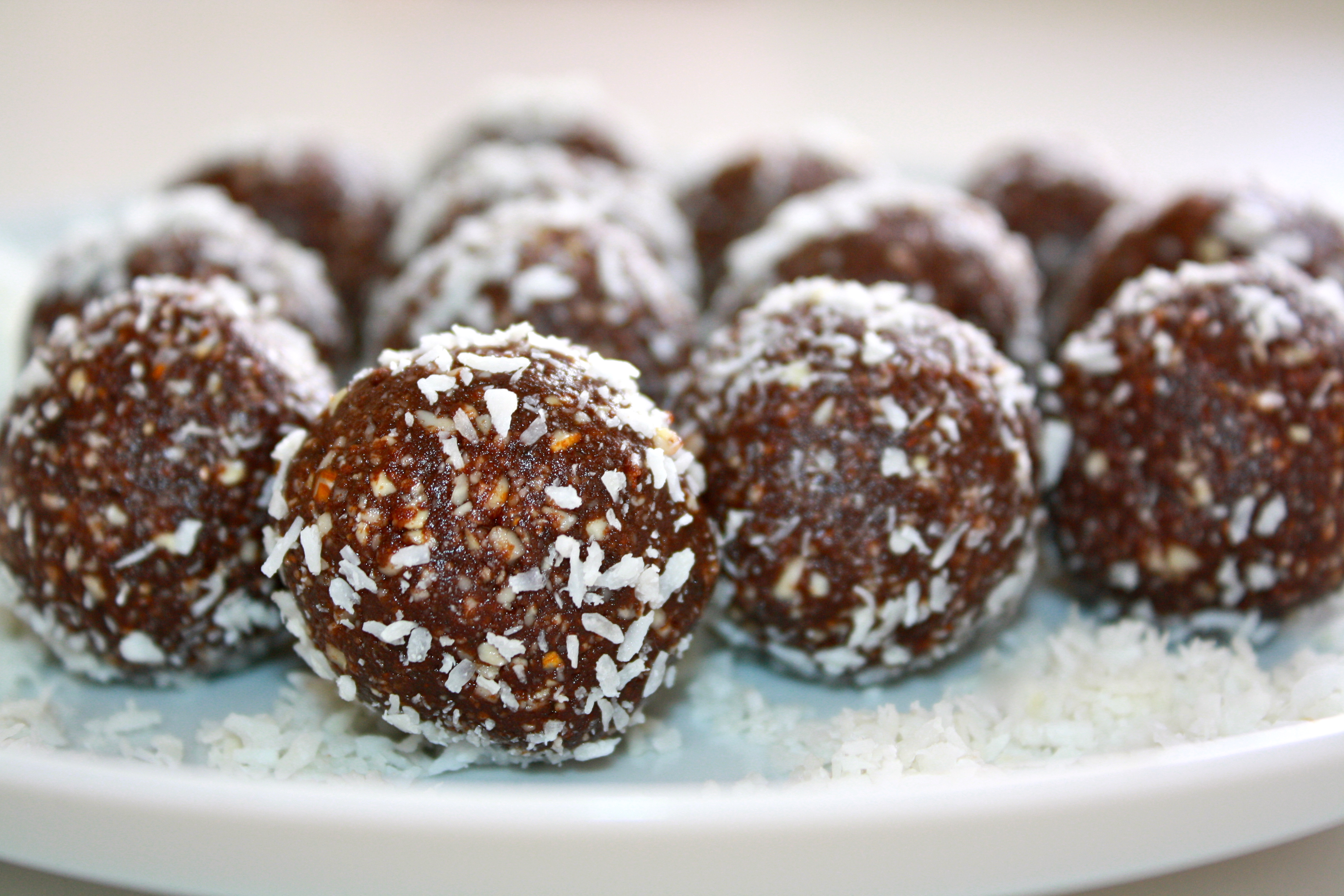 chokladbollar nyttiga