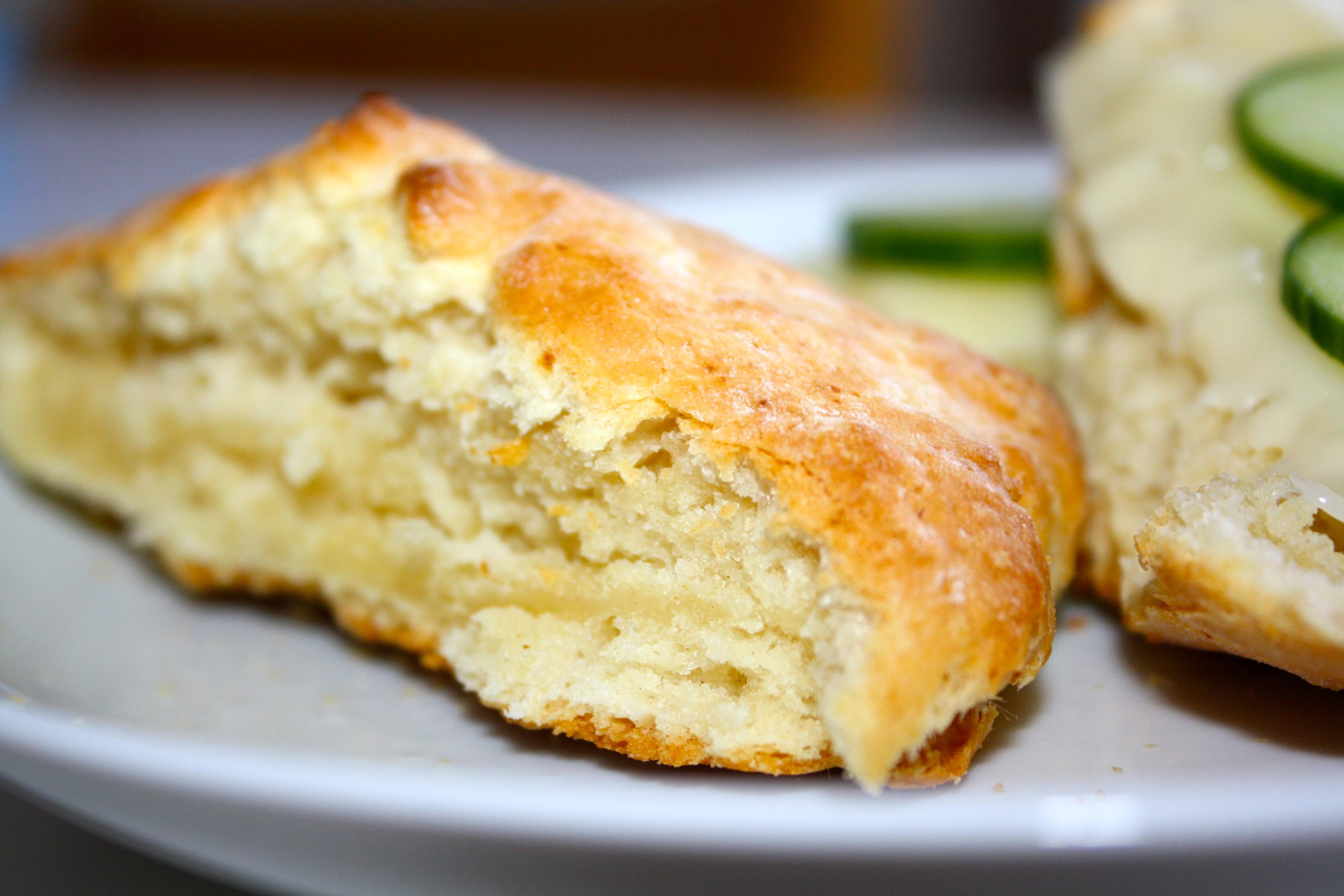 världens godaste scones