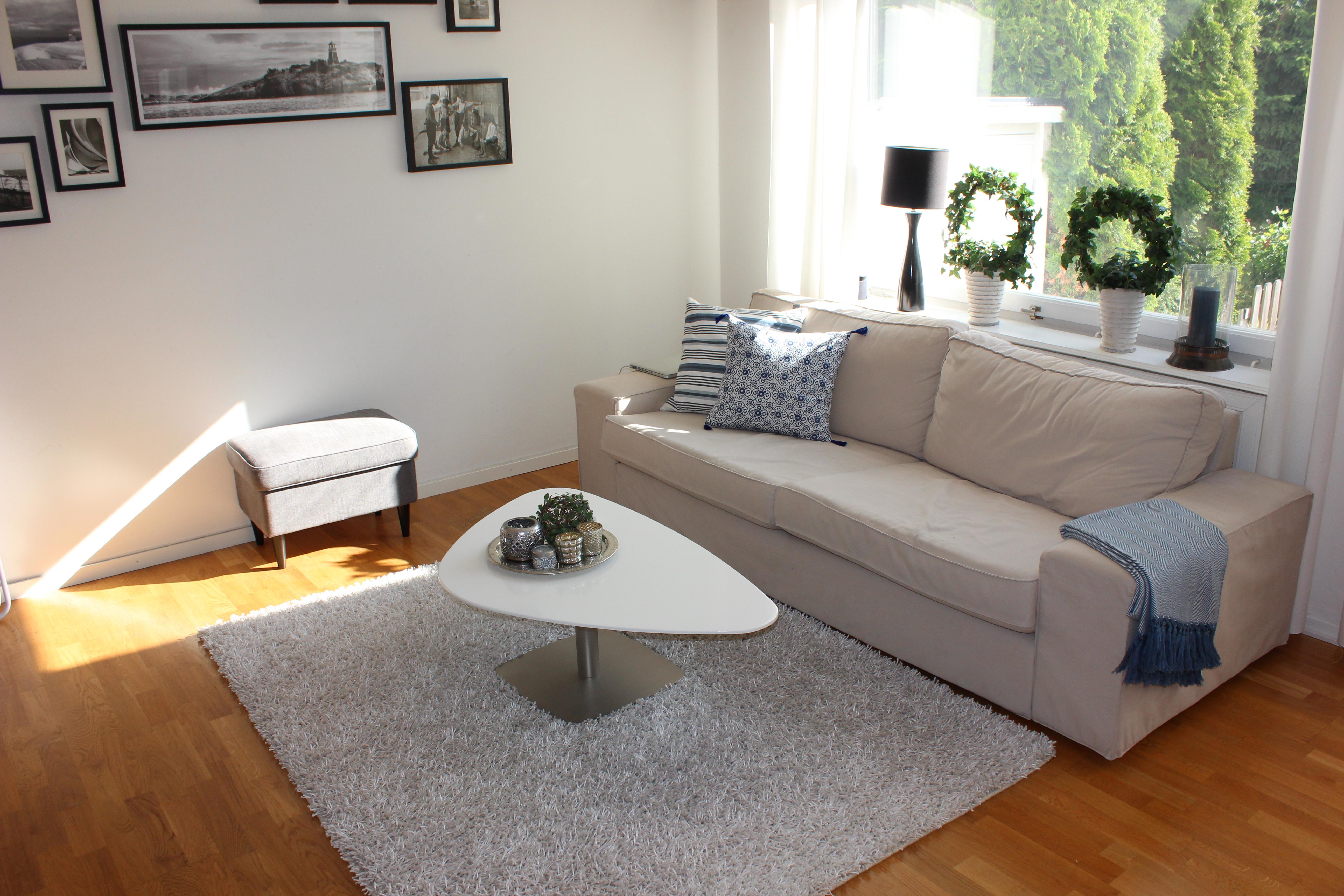Vardagsrum – Hemma hos Andrea