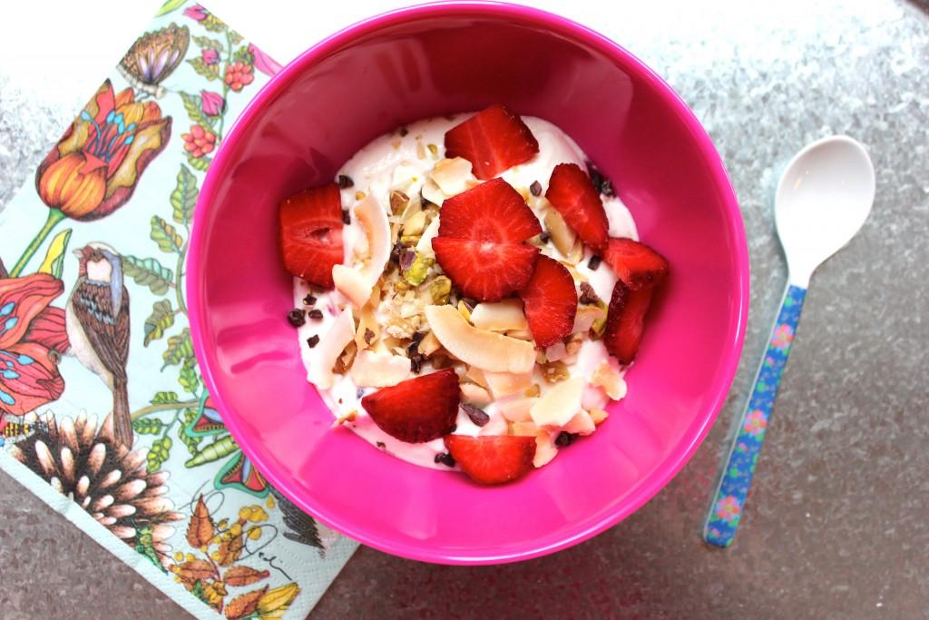 kokoschips turkisk yoghurt