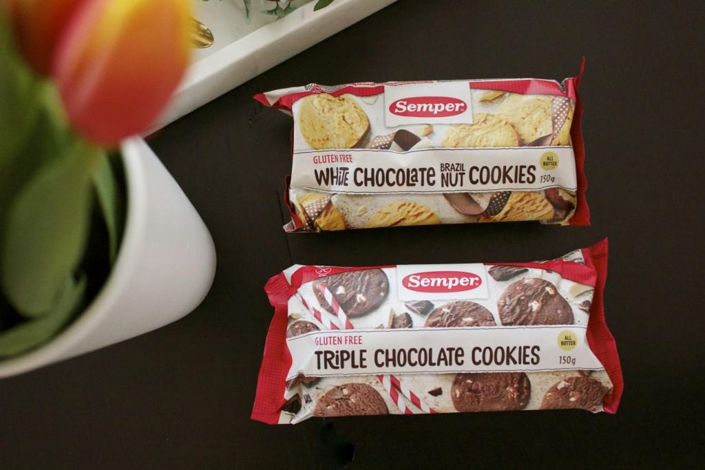 semper glutenfritt cookies