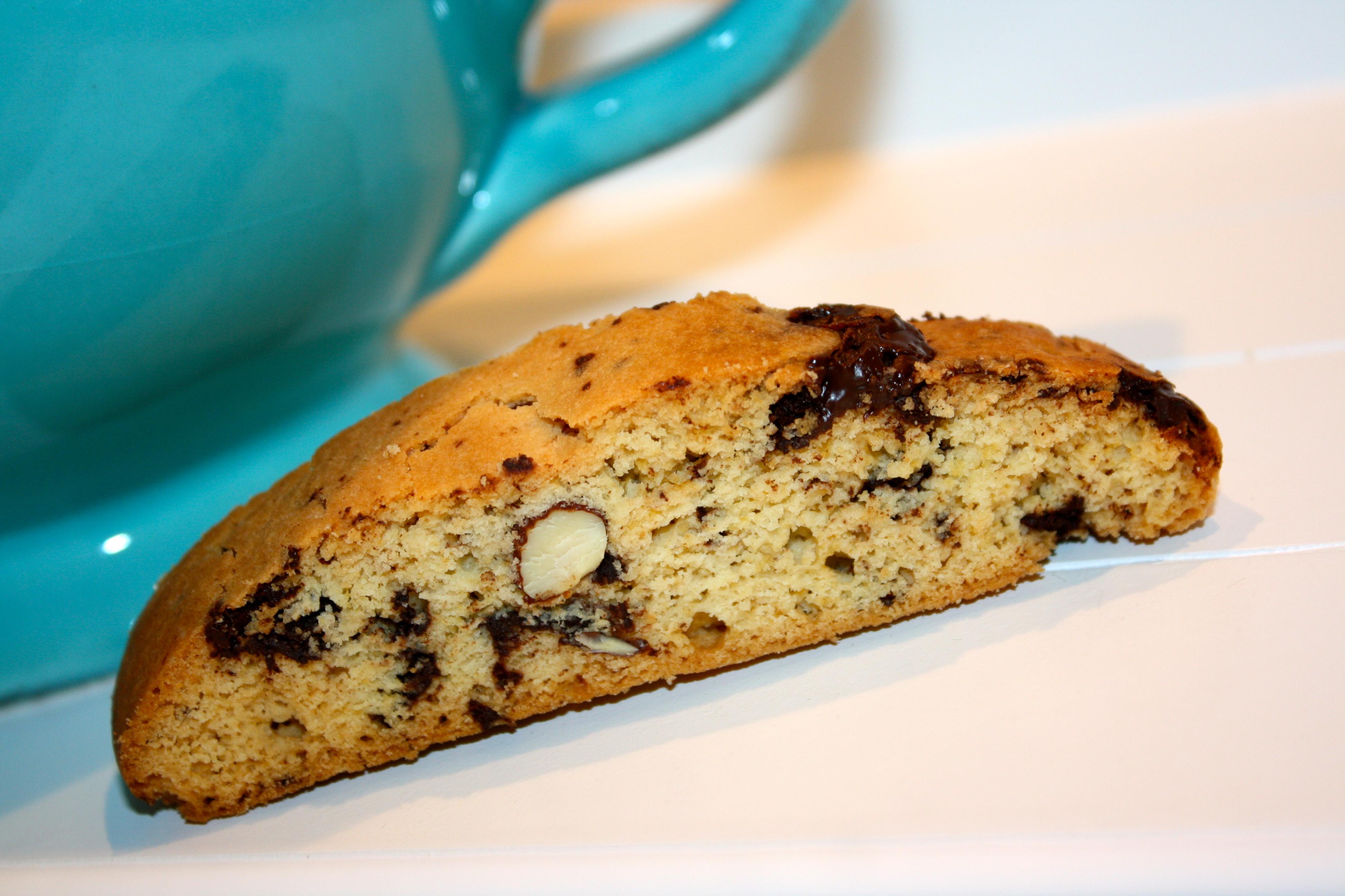 biscotti choklad