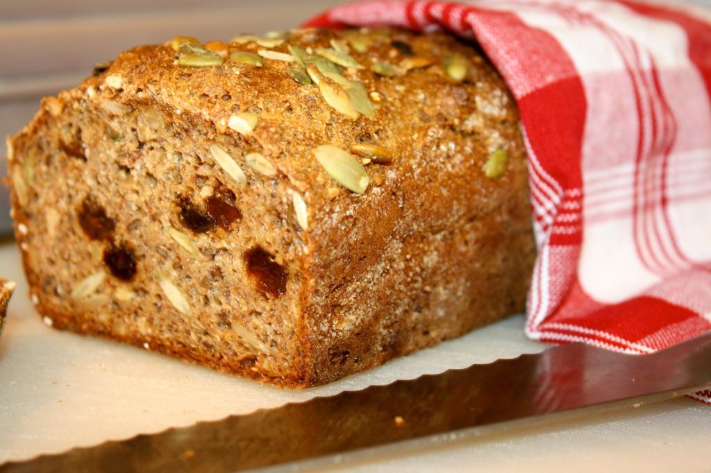 Omega 3 bröd