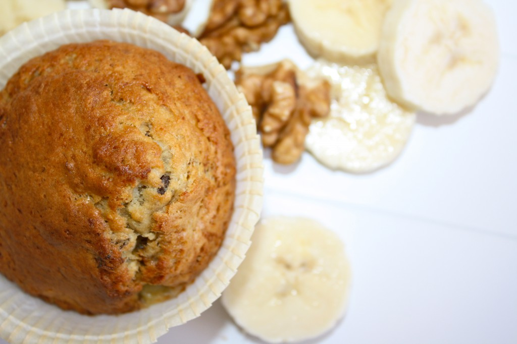 banan muffins