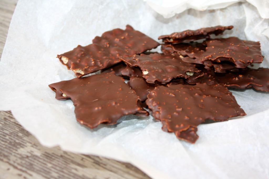 chokladknäcke