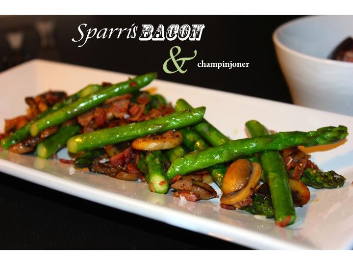 bacon sparris
