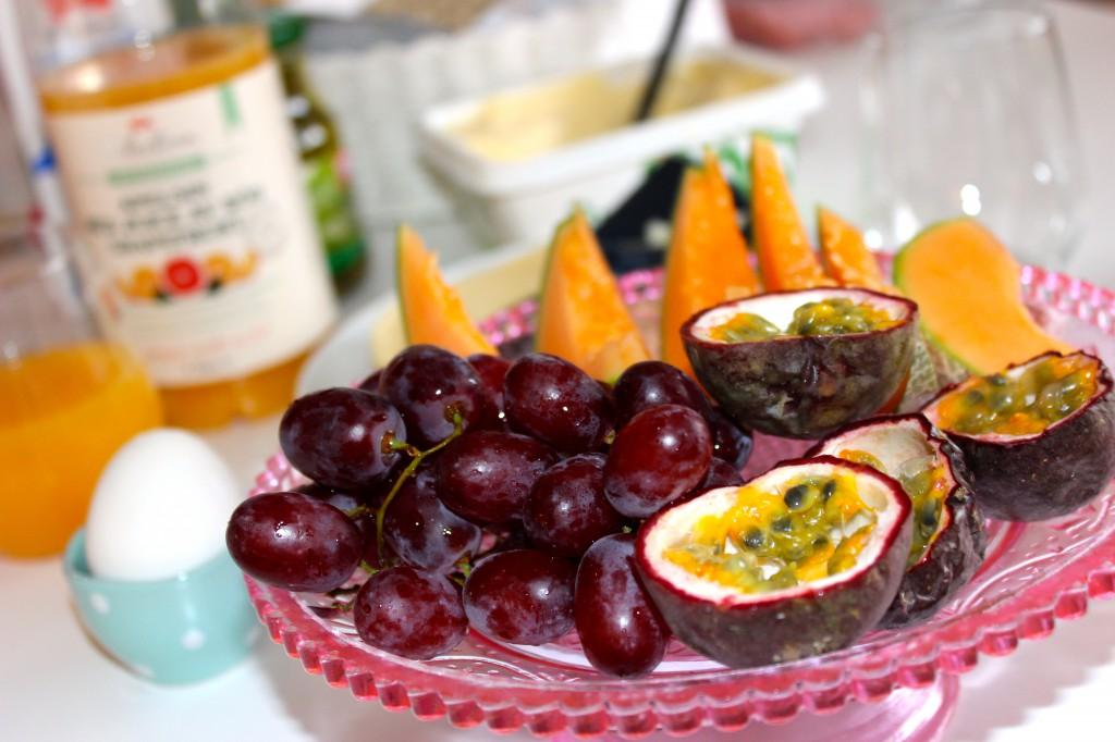 frukost frukt