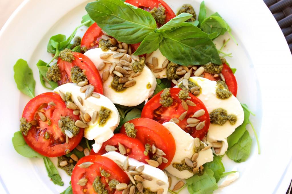 tomat mozzarella