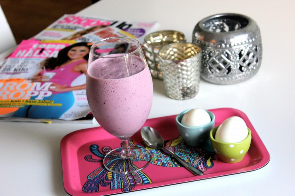 frukost smoothie