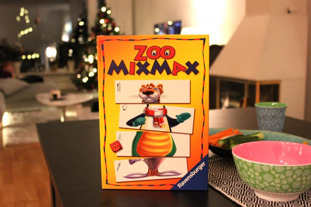 mixmax barnspel