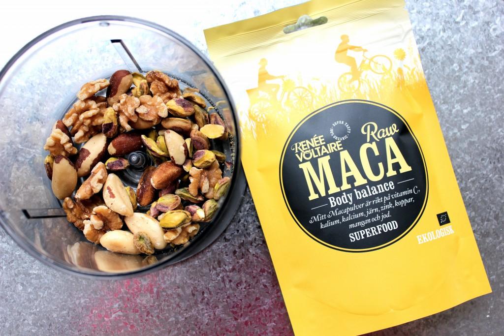 macapulver, macapowder, reneé voltaire, chokladbollar