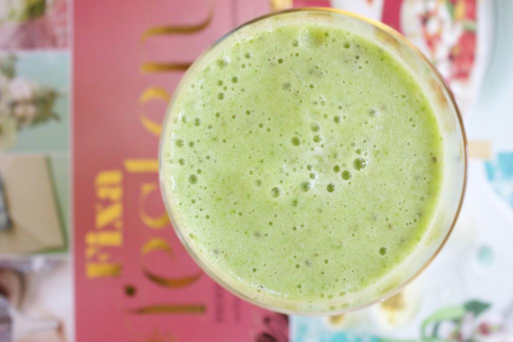 energiboost smoothie med ananas