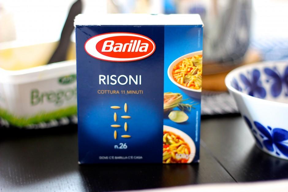 risoni pasta