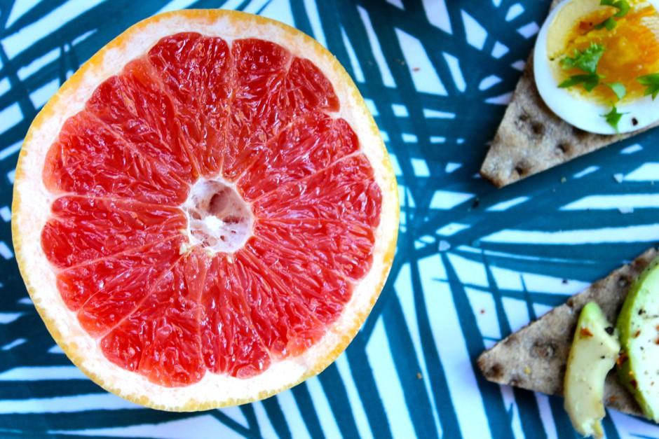 Töd grapefrukt
