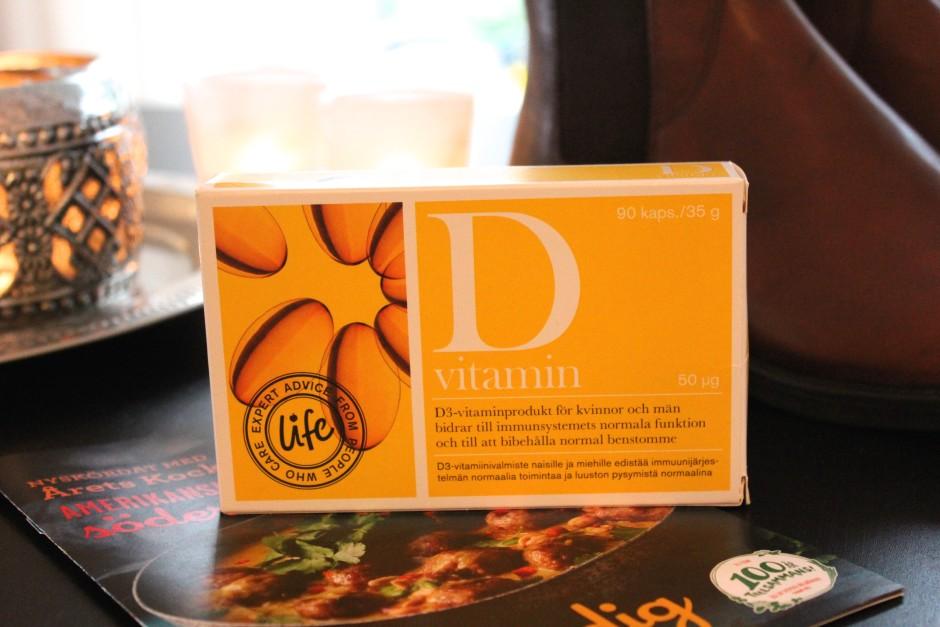 D-vitamin Life