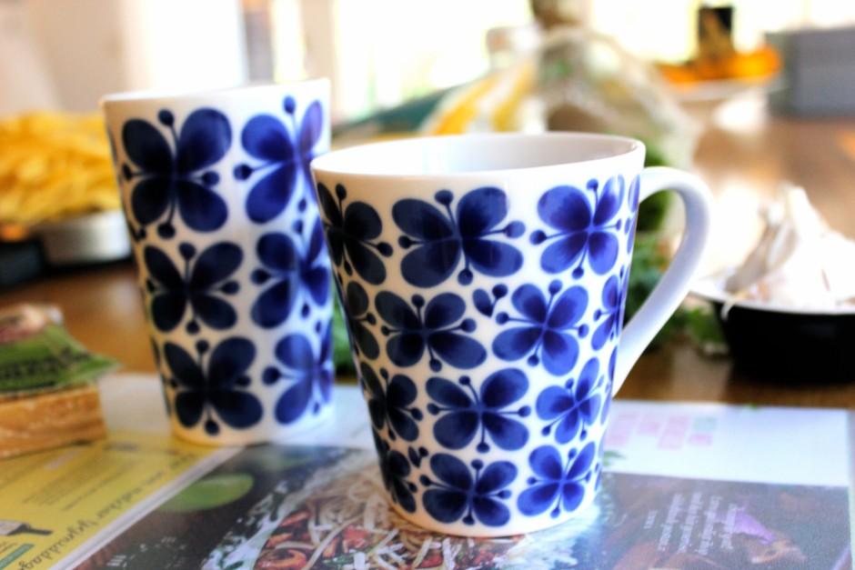 Rörstrand Mon Amie kaffekopp
