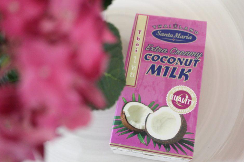 kokosmjölk, lchf