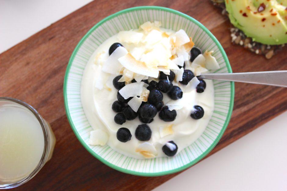 rysk yoghurt lchf