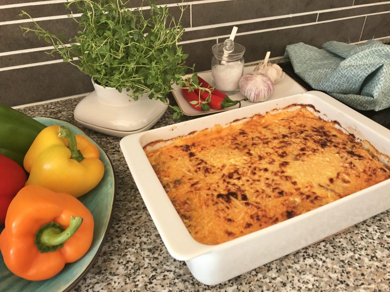 lchf lasagne philadelphiaost